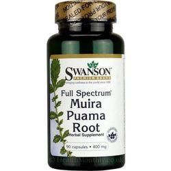 Muira Puama - drzewo potencji - twardy jak nigdy wyprzedaż