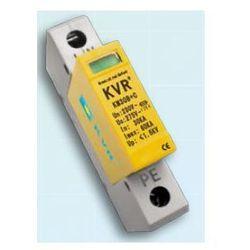 KVR Ochronnik ogranicznik przepięć KM30B+C/1-275 1-polowy klasa B+C