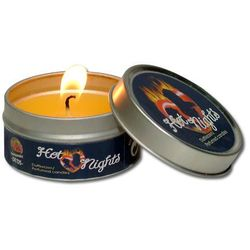 Erotyczna świeczka zapachowa Hot Nights 777390