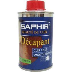 Zmywacz Odplamiacz do skór butów Decapant 100ml SAPHIR