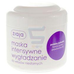 Ziaja Maska do włosów intensywne wygładzanie 200 ml