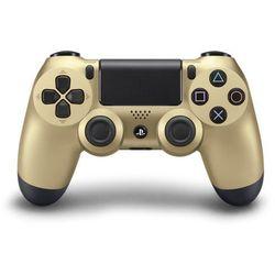 Kontroler SONY PS4 DualShock 4 Złoty + DARMOWY TRANSPORT!