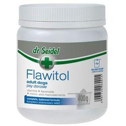 DR SEIDEL Flawitol - preparat poprawiający kondycję dla psów dorosłych 400g