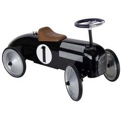 Goki, Samochód dziecięcy, Czarny Darmowa dostawa do sklepów SMYK