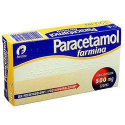 Paracetamol Farmina czop.doodbyt. 0,5 g 10 czop.
