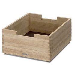 Skagerak CUTTER BOX Pudełko do Przechowywania Małe - Drewno Dębowe