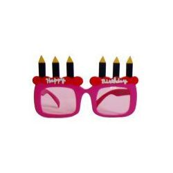Okulary imprezowe Happy Birthday