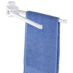 Podwójny uchwyt na ręczniki PURE, wieszak, WENKO