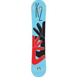 Snowboardy Fastplant Grom Czerwony/Wielobarwny 146