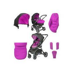 Wózek wielofunkcyjny zestaw 3w1 Urban Plus Chicco (cyclamen)