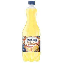 ŻYWIEC ZDRÓJ 1l Woda gazowana z sokiem z pomarańczy