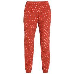 s.Oliver Denim Spodnie materiałowe brick red