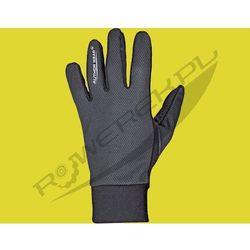 07-131057 Rękawiczki kolarskie AUTHOR WINDSTER zimowe czarne M