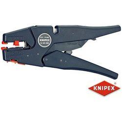 KNIPEX Samonastawne szczypce do ściągania izolacji 0,03-10,0mm2 (12 40 200)