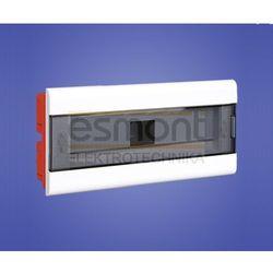 Elektro-Plast SRp-18 - Rozdzielnica podtynkowa 1x18 P/T N+PE