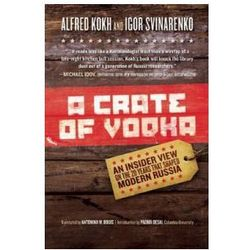 Crate of Vodka