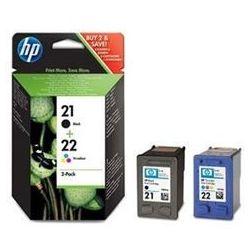 Komplet HP 21 + HP 22 5ml + 5ml oryginalny SD367AE