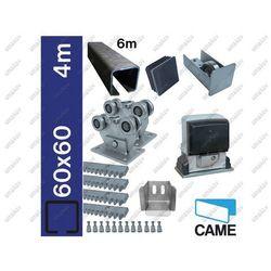 Zestaw do bram przesuwnych CAME 60x60mm