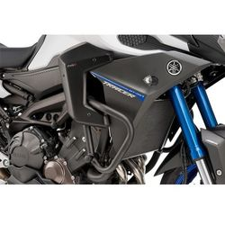 Deflektory boczne chłodnicy do Yamaha MT-09 Tracer (karbonowy)