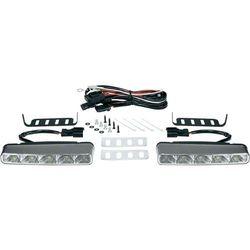 Światła do jazdy dziennej LED renkforce TTX-8009, 12/24 V