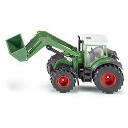Siku - Traktor z przednią ładowarką - Siku