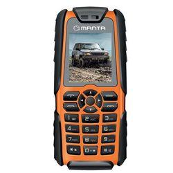 Telefon DualSim Manta TEL1703 Power Bank 5000mAh