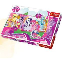 Puzzle Lumi Color Kucyki Pony
