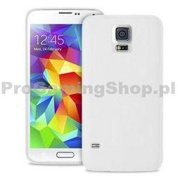 PURO Silicone Case do Samsung Galaxy Mini S5-G800, Biały