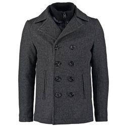 Schott NYC Płaszcz wełniany /Płaszcz klasyczny anthracite