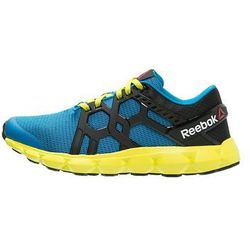 Reebok HEXAFFECT RUN 4.0 Obuwie do biegania treningowe blue/black/yellow