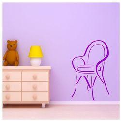 szablon malarski krzesło sd 18