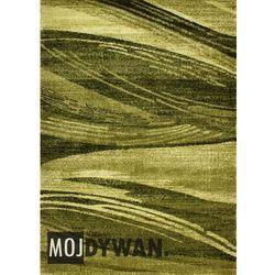 Dywan Heros Sztorm zielony 133x190 prostokąt