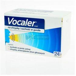 VOCALER MED *24 PASTYLKI DO SSANIA AFLOFARM SP.Z