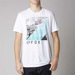 koszulka FOX - Wound Tight Opt White (190)