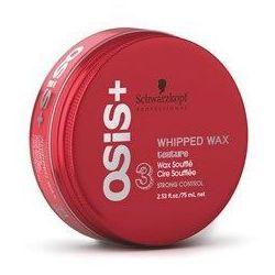 SCHWARZKOPF Osis+ Whipped Wax wosk do stylizacji 75ml