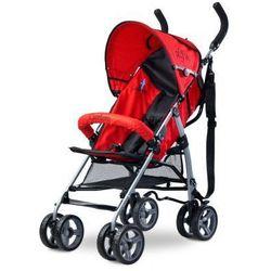 Caretero Alfa wózek dziecięcy spacerówka red