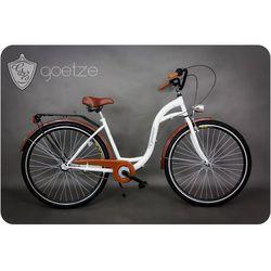 Goetze Rower miejski 28 3B biały 18