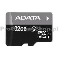 A-DATA Micro SD + adapter SDHC 32 GB   Klasa 10
