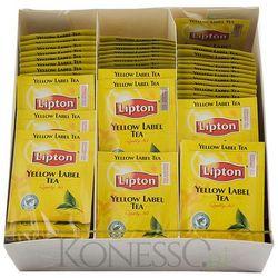 Czarna herbata Lipton Yellow Label 1000 kopert