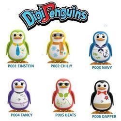DigiPenguins Pingwinki, różne wzory DUMEL