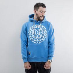 Mass Denim bluza Base hoody blue - blue