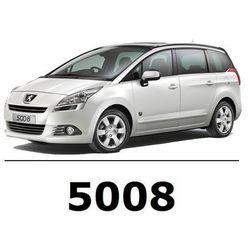Peugeot 5008 - Światła do jazdy dziennej LED DRL Hp24W - Zestaw 2 żarówki