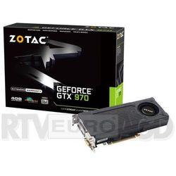 ZOTAC GeForce CUDA GTX970 4GB DDR5 PCI-E 256BIT 2DVI/HDMI/DP BOX