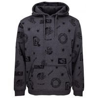 bluza SANTA CRUZ - This Fast Hood Charcoal Heather (CHARCOAL HEATHER)