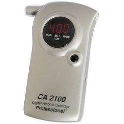 CA 2100 Professional Alkomat cyfrowy automatyczny z pomiarem do 4 promili