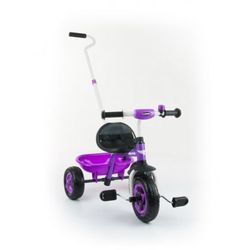 Milly Mally TURBO rowerek 3-kołowy violet