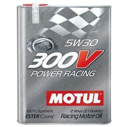 Olej Motul 300V POWER RACING 5W30