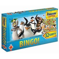 Bingo Pingwiny z Madagaskaru