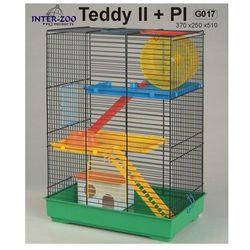 Inter-Zoo klatka dla chomika Teddy II z wyposażeniem