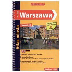 Warszawa. Atlas miasta